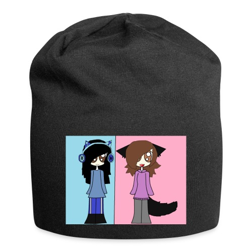 me and ash - Jersey Beanie