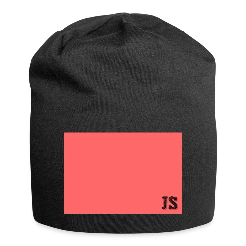 JustSquares Roze - Jersey-Beanie