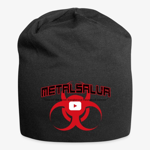 METALSALVA Cancer #1 - Beanie in jersey