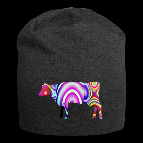 La vache - Bonnet en jersey