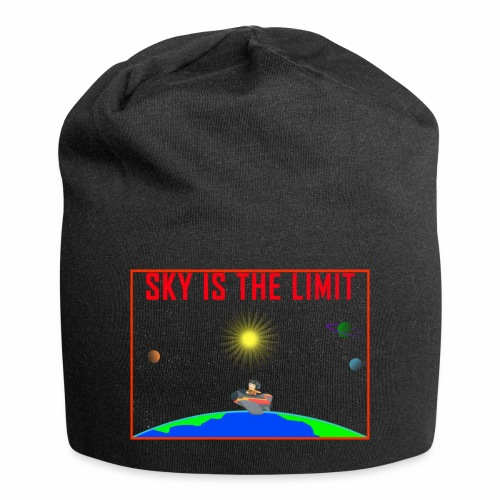 Sky is the limit - Jersey Beanie