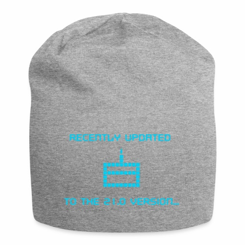 Recently updated to version 21.0 - Jersey Beanie