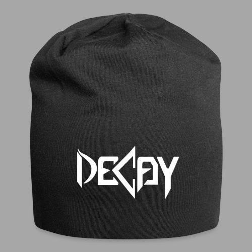 Wit Logo - Jersey-Beanie