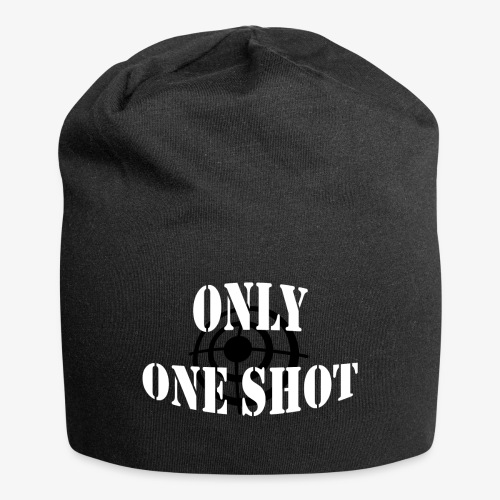 Only one shot - Bonnet en jersey