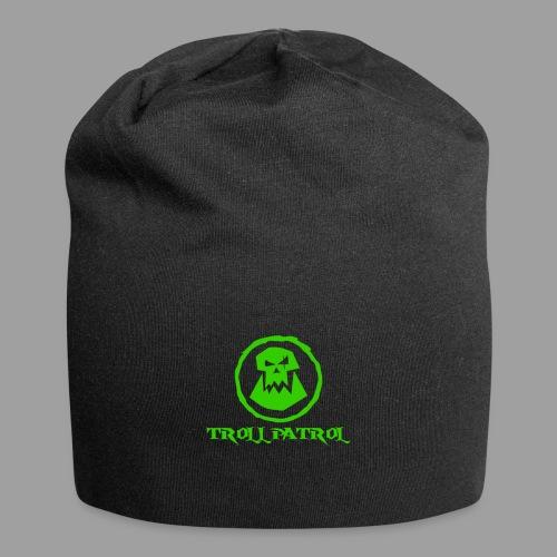 Troll Patrol Logo 2 - Jersey Beanie