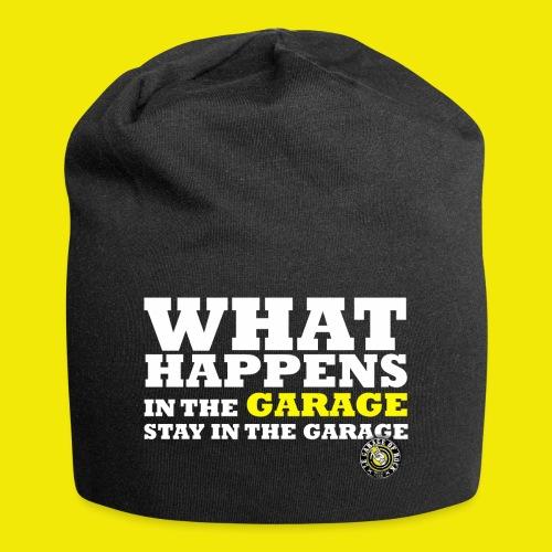 WHAT HAPPENS ! LIMITED EDITION - Bonnet en jersey