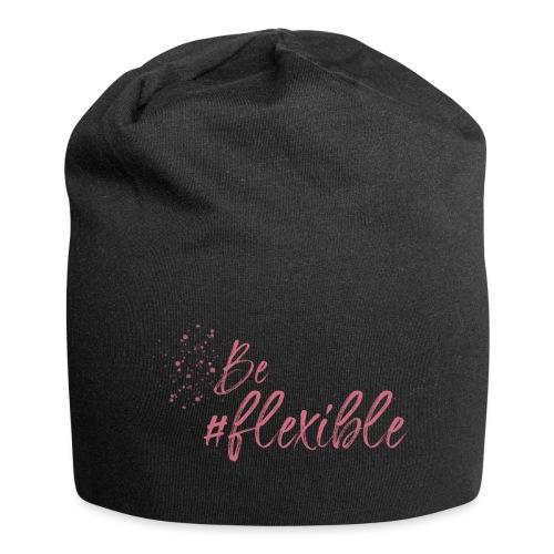 Be #flexible - Jersey-Beanie