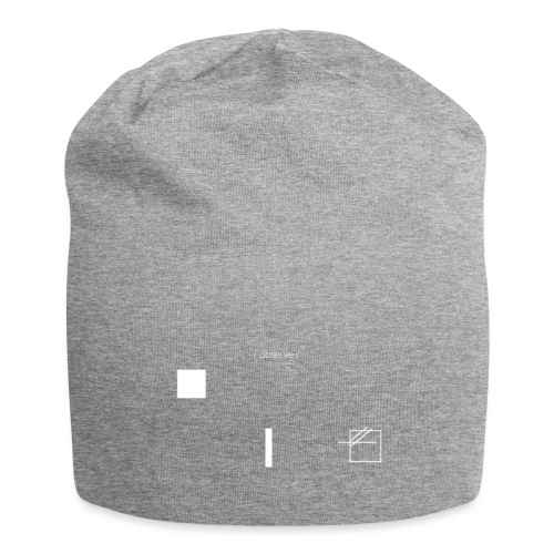 /obeserve/ sweater (M) - Jersey-beanie