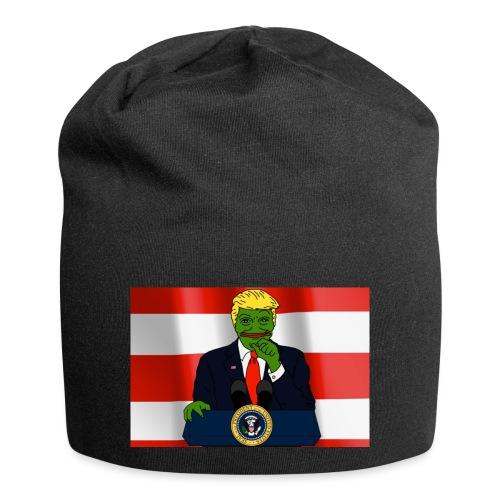 Pepe Trump - Jersey Beanie
