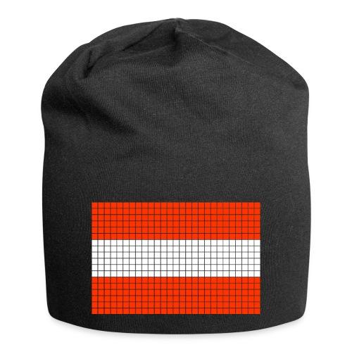 austrian flag - Beanie in jersey