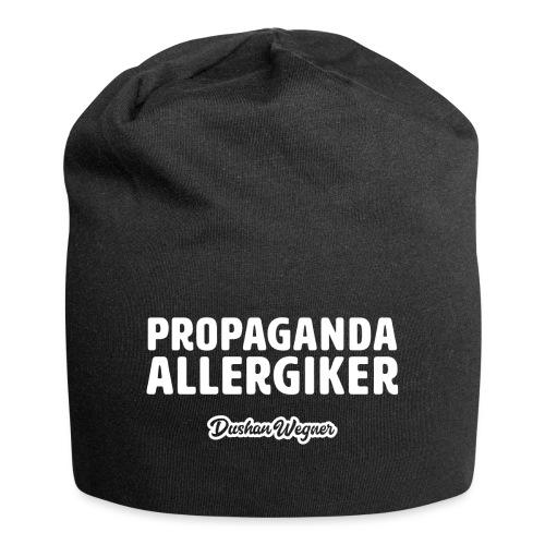 Propaganda Allergiker - Jersey-Beanie