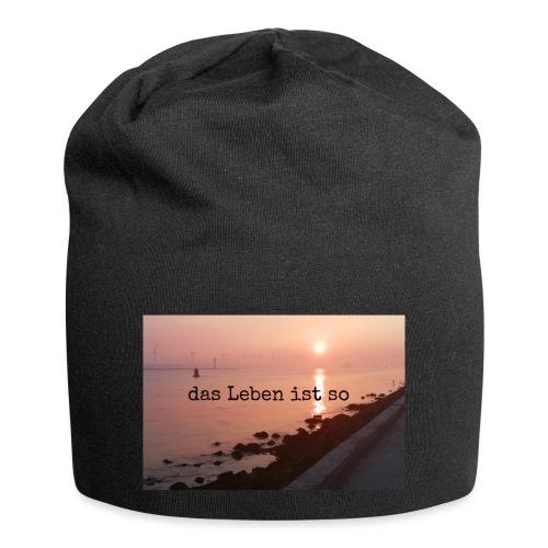 Sunset dLis - Jersey-Beanie