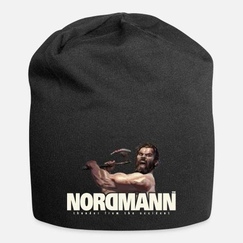 Nordmann 2 - Jersey-Beanie