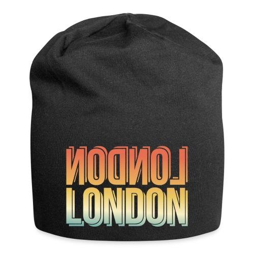 London Souvenir England Simple Name London - Jersey-Beanie