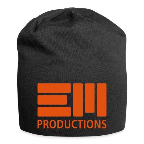 EM Productions Logo 2016 - Jersey-Beanie