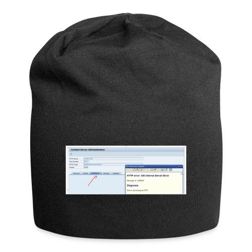 Certificates - Bonnet en jersey