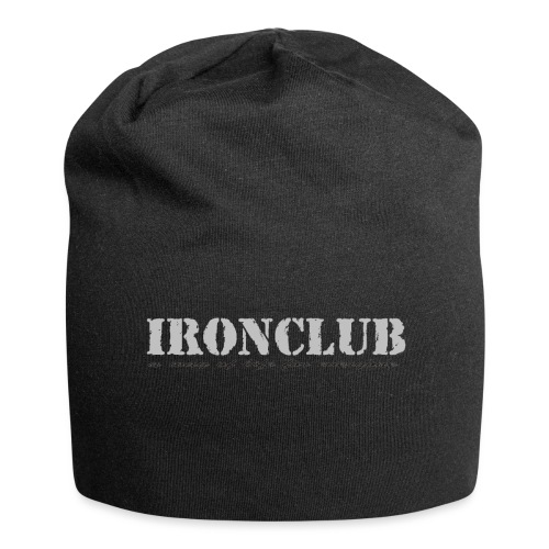 IRONCLUB - a way of life for everyone - Jersey-beanie