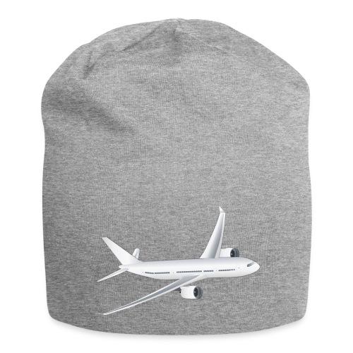 Flugzeug - Jersey-Beanie