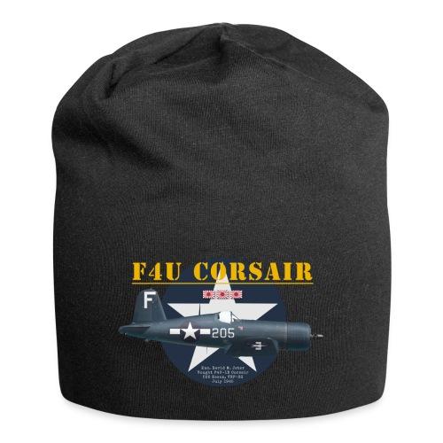 F4U Jeter VBF-83 - Jersey Beanie