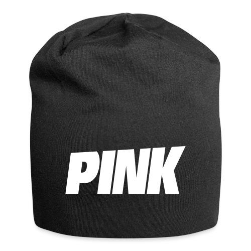 PINK_NEW - Jersey-Beanie
