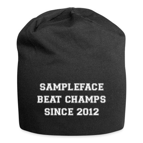 sampleface-beat-champs-de - Jersey Beanie