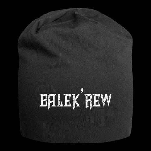 balek'rew white - Bonnet en jersey