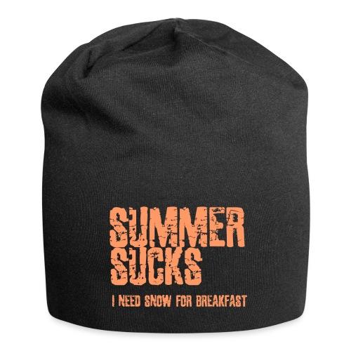 SUMMER SUCKS - Jersey-Beanie