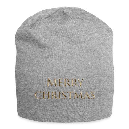 merry christmas - Bonnet en jersey
