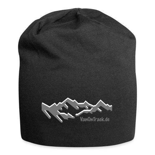 Mountain Logo - Jersey-Beanie
