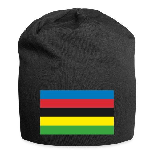 Cycling_World_Champion_Rainbow_Stripes-png - Jersey-Beanie