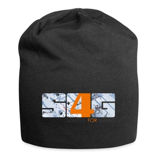 S4G Motiv logo - Jersey-Beanie