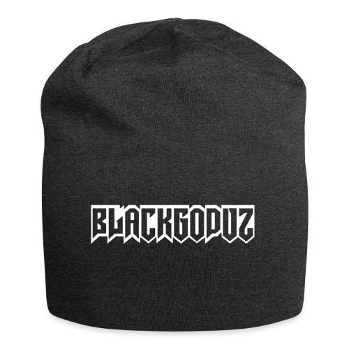 blackgodvz - Beanie in jersey