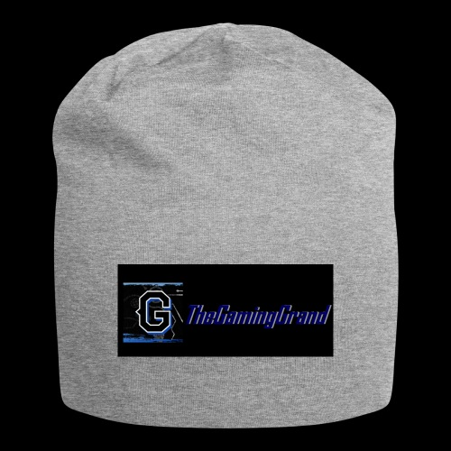 grand picture for black - Jersey Beanie