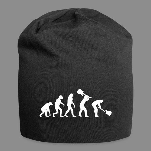 Evolution Rock - Gorro holgado de tela de jersey