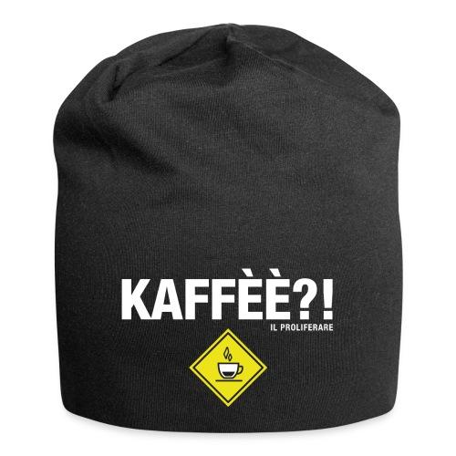 KAFFÈÈ?! by Il Proliferare - Beanie in jersey