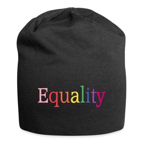 Equality | Regenbogen | LGBT | Proud - Jersey-Beanie