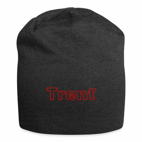 TRENT classic red - Jersey Beanie