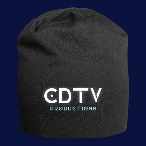 Full CDTVProductions Logo - Jersey Beanie