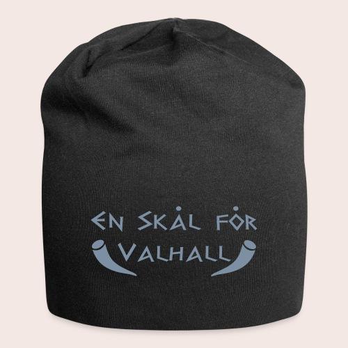 En Skal for valhall - Jersey-Beanie