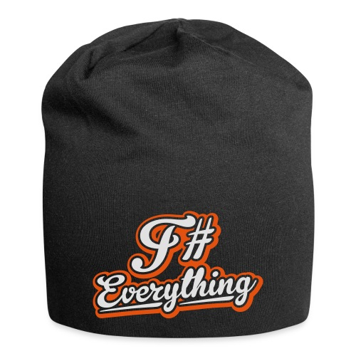 F# Everything - Jersey Beanie