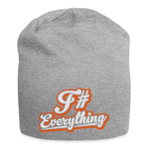 F# Everything - Jersey Beanie