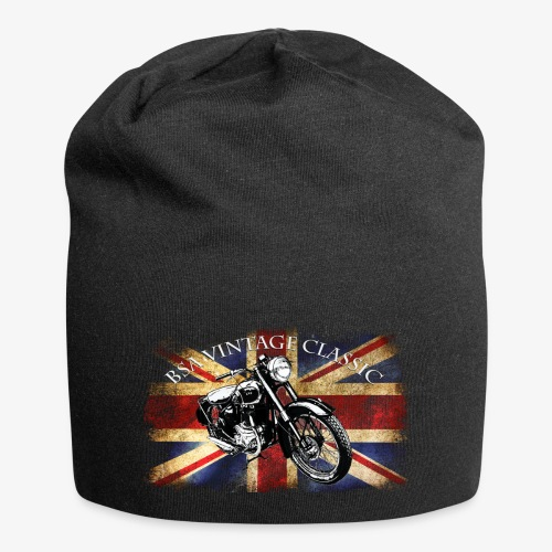 Vintage famous Brittish BSA motorcycle icon - Jersey Beanie