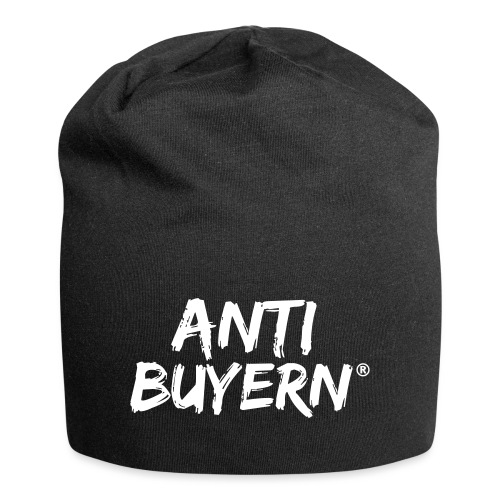 ANTI BUYERN WHITE - Jersey-Beanie