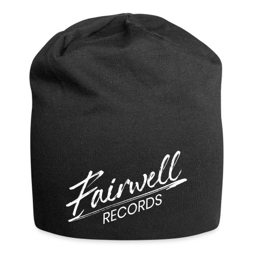 Fairwell Records - White Collection - Jersey-Beanie