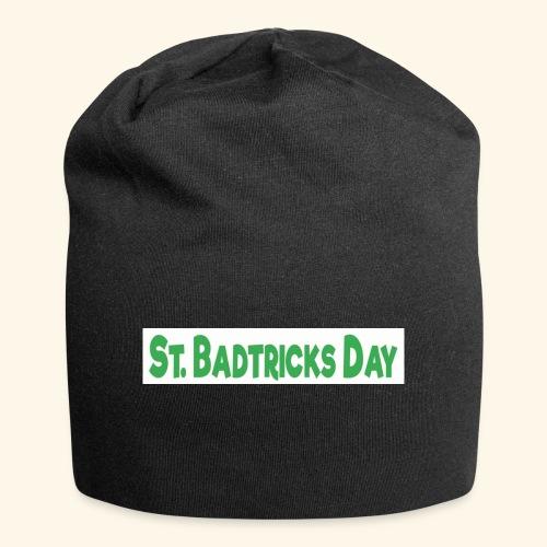 ST BADTRICKS DAY - Jersey Beanie