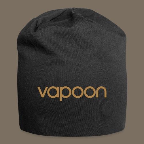 Vapoon Logo simpel 01 - Jersey-Beanie