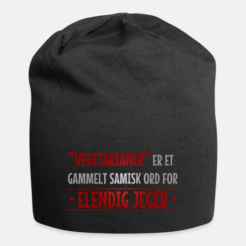 Vegetarianer er et gammelt samisk ord for ...