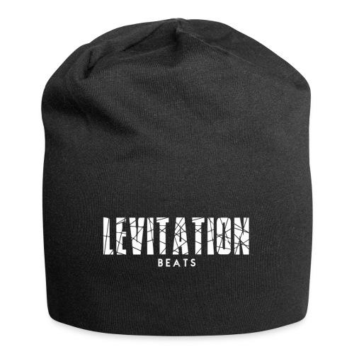 Levitation Beats Blanc - Bonnet en jersey