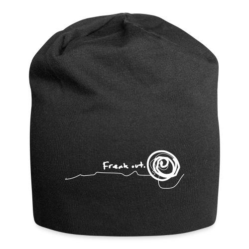 Freak out | Design von FUNI SMART ART - Jersey-Beanie