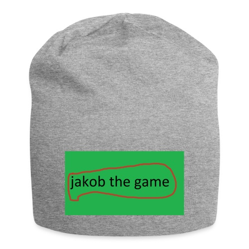 jakob the game - Jersey-Beanie